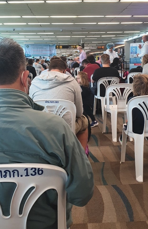 Phuket and Samui sandbox aeroport